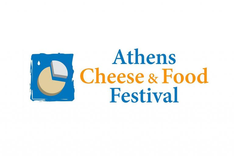 """Τριάντα """"παραγωγοί γεύσεων"""" της Λέσβου στο Athens Cheese and Food Festival"""
