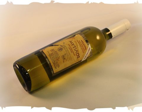 Wine Assyrtiko MYTILOS - 0,75L