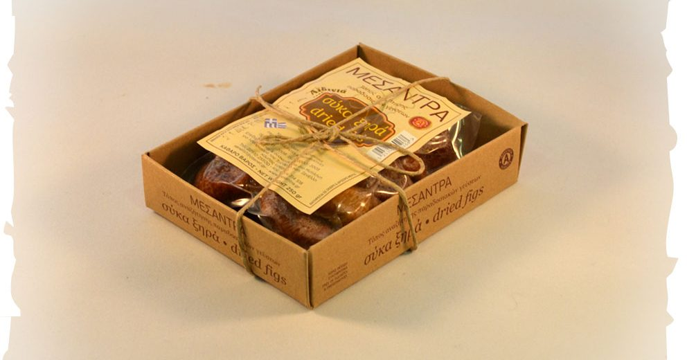 Aidinia Dried Figs – 250g