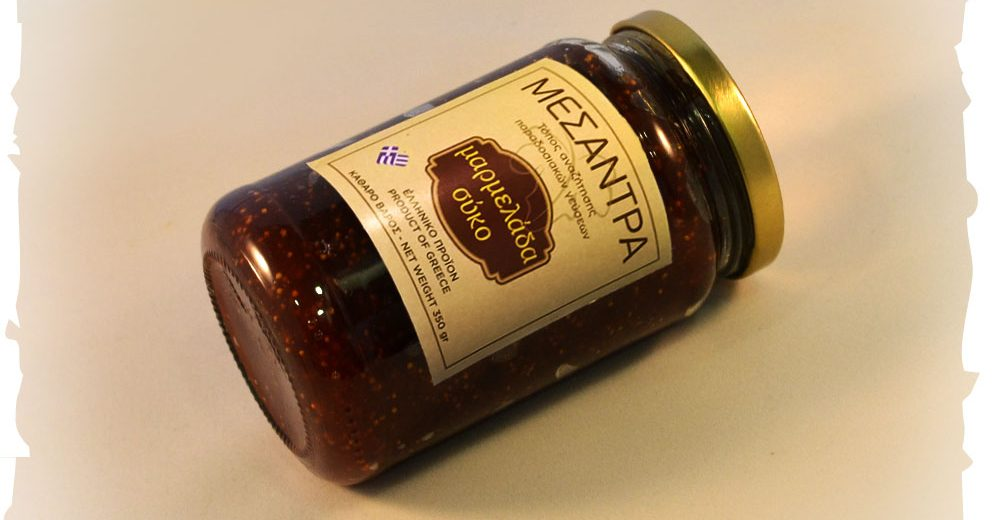 Figs Marmalade - 0,25L
