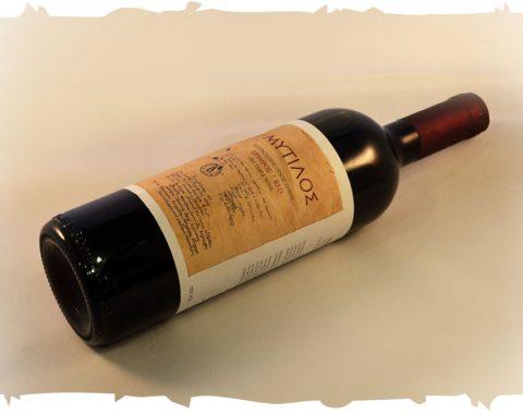 Red Wine MYTILOS - 0,75L